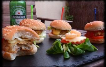 miniamburguesas