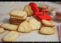 galletas de mantequilla <3