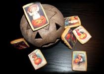 galletas de vainilla «halloween»