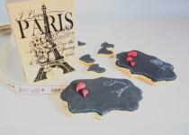 Galletas   París, Je t'aime»